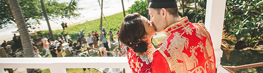 Chinese Wedding Themes |